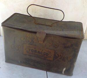 Rare Vintage Metal Lunch Box Creamer