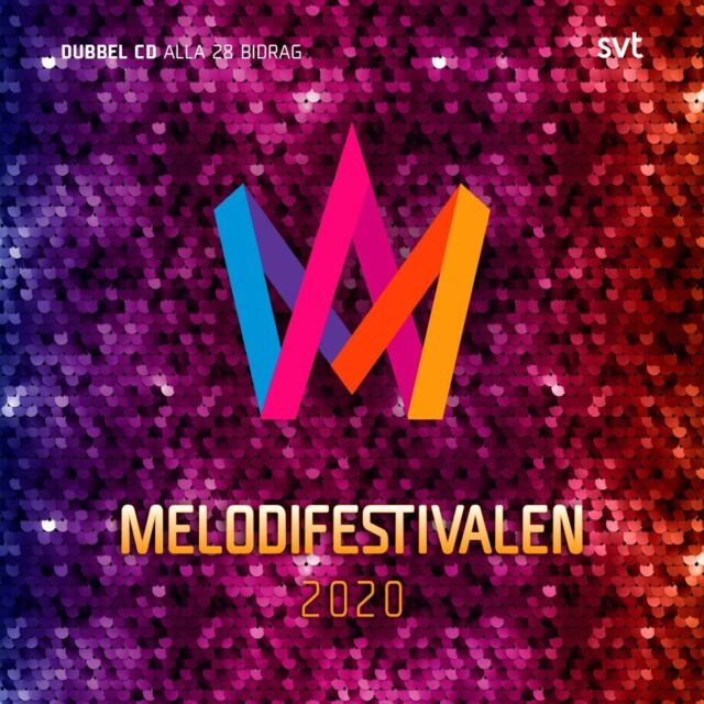 "Various - ""Melodifestivalen 2020"" - CD Album - 2020"