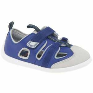 Clarks Play Bright Boys First Sandals