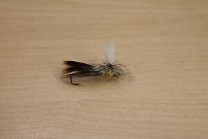 EZ Caddis, Dryfly, Trockenfliege 4 Stk