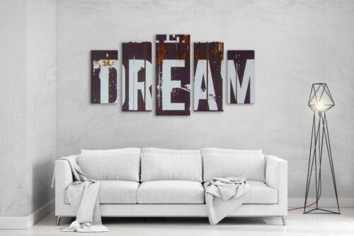 Cherish Yesterday Dream Tomorrow Slimprints Hanging Wall Art