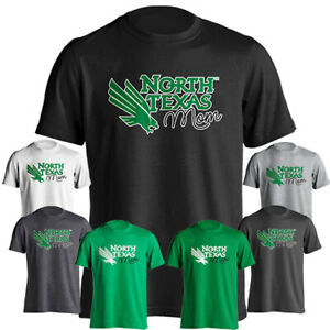 North Texas Mean Green Proud Parent Dad T-Shirt