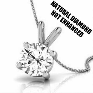 1-2-ct-D-VS2-NATURAL-CLARITY-REAL-DIAMOND-SOLITAIRE-PENDANT-14K-WHITE-GOLD
