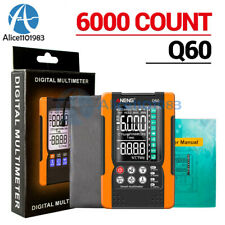 Q60 Led High Precision Digital Voltmeter Intelligent Universal Meter Multimeter