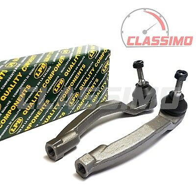 MOOG Track Tie Rod End Paire pour RENAULT MEGANE MK 2 Scenic Mk 2-2002 To 2009