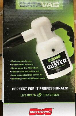 Aire El/éctrico Duster y Aspirador Metro DataVac Pro Series
