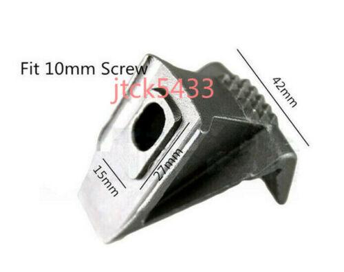 4pc Coats Tire Changer Machine Rim Clamp Metal Jaw Guard Motorcycle Wheel Repair