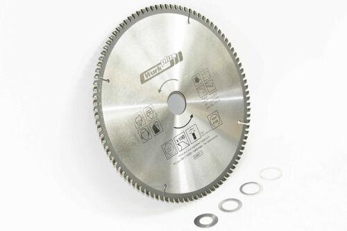 Wow TCT lame de scie circulaire Ø 250 mm métaux non ferreux Aluminium Table Scie