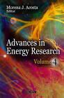 Advances in Energy Research: v. 4 by Nova Science Publishers Inc (Hardback, 2011)