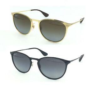 511636c033 New Ray-Ban RB3539 Erika Metal Sunglasses W  Polarized Lens 54mm