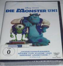 Die Monster Uni - DVD/NEU/OVP/Animation/Abenteuer/Walt Disney