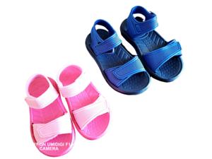 Sandali Mare Bambino Bambina In Gomma Da Spiaggia Bimbo Bimba 30 31 32 33 34 35 Ebay