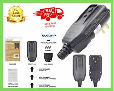 ELEGRP G1215PM Manual Reset GFCI Replacement Plug Assembly 15 Amp 3 Wires 3-P...