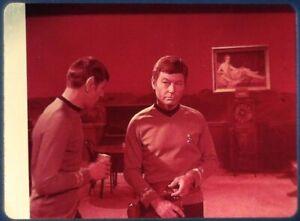 Star-Trek-TOS-35mm-Film-Clip-Slide-Spectre-of-the-Gun-McCoy-Spock-3-6-29