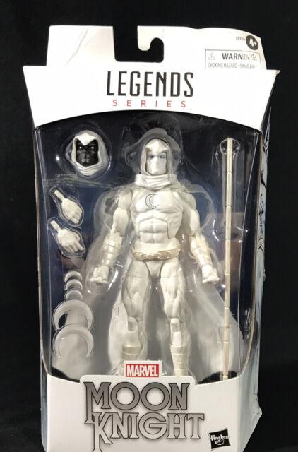🔥 Hasbro Marvel Legends Series Moon Knight Walgreens Exclusive HTF NEW
