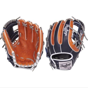 Rawlings Heart of the hide CS Guante de béisbol Mano Derecha lanzador 11.5  ColorSync 3.0 PRO314-2GBN