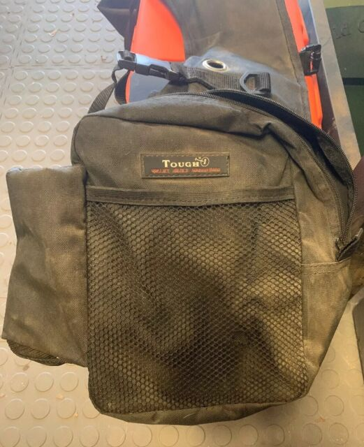 NEW HORSE TACK!! BROWN Heavy Duty Insulated Cordura Nylon Saddle Bags!