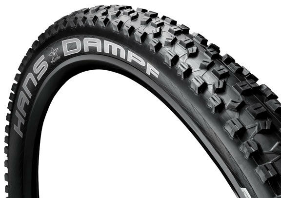 Schwalbe Hans Dampf Tubeless Ready SnakeSkin Pacestar MTB Tire - 26 x 2.35