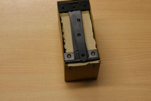 """Tee Hinges bulk buy 50 pair 150mm //6/"""" garden gate door shed hinges black //B16"""