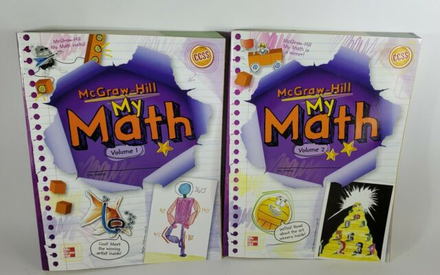 3rd Grade 3 Go Math Multi-Volume Student Edition Bundle ...