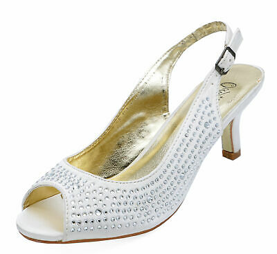 kitten heel bridesmaid shoes uk