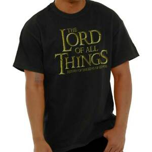 Lord-Of-The-Rings-Funny-Religious-Jesus-Christ-God-Christian-T-Shirt-Tee