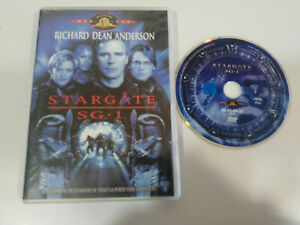 Stargate-SG-1-temporada-1-Dvd-Disque-1-3-capitulos-Espanol-francais-english