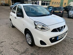 2015-NISSAN-MICRA-VISIA-1-2-5-DOOR-HATCH-30-TAX-LOW-MILES-FULL-MOT