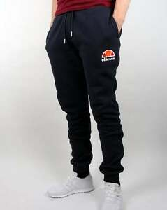 cb67399455 Details about Ellesse Ovest Jog Pants in Navy Blue - track pants, tracksuit  bottoms