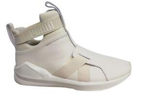 Puma Feroce Cinturino in Pelle Tessile Whisper Scarpe da ginnastica da donna bianco 190569 02 M15