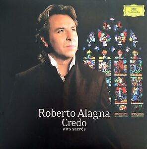 Roberto-Alagna-CD-Credo-Airs-Sacres-Promo-France-EX-EX