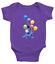 Infant-Baby-Boy-Girl-Rib-Bodysuit-Clothes-Gift-Eeyore-Gloomy-Donkey-Balloons thumbnail 9