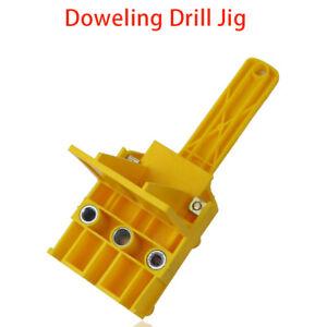 6-8-10mm-Cavicchi-Trapano-Buco-Lavorazione-Legno-Jig-Localizzatore-Spinatura