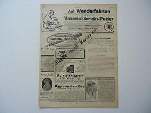 Original-Hojas-de-el-Revista-Joven-1916-Vasenol-Soennecken-Togal-W321