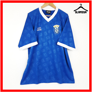 UD Melilla Football Shirt Kelme XL Home Soccer Jersey Spain Unión Deportiva No18