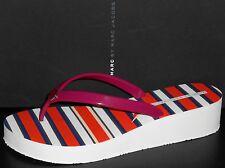 MARC by MARC JACOBS 625059 Women's Sandals Flip-Flops NIB 39/US 8.5-9 Raspberry
