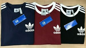 ADIDAS-Men-039-s-Short-Sleeve-Crew-Neck-Summer-Collection