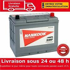 Hankook 57029 Batterie de Démarrage Pour Voiture 12V 70Ah - 257 x 172 x 220mm