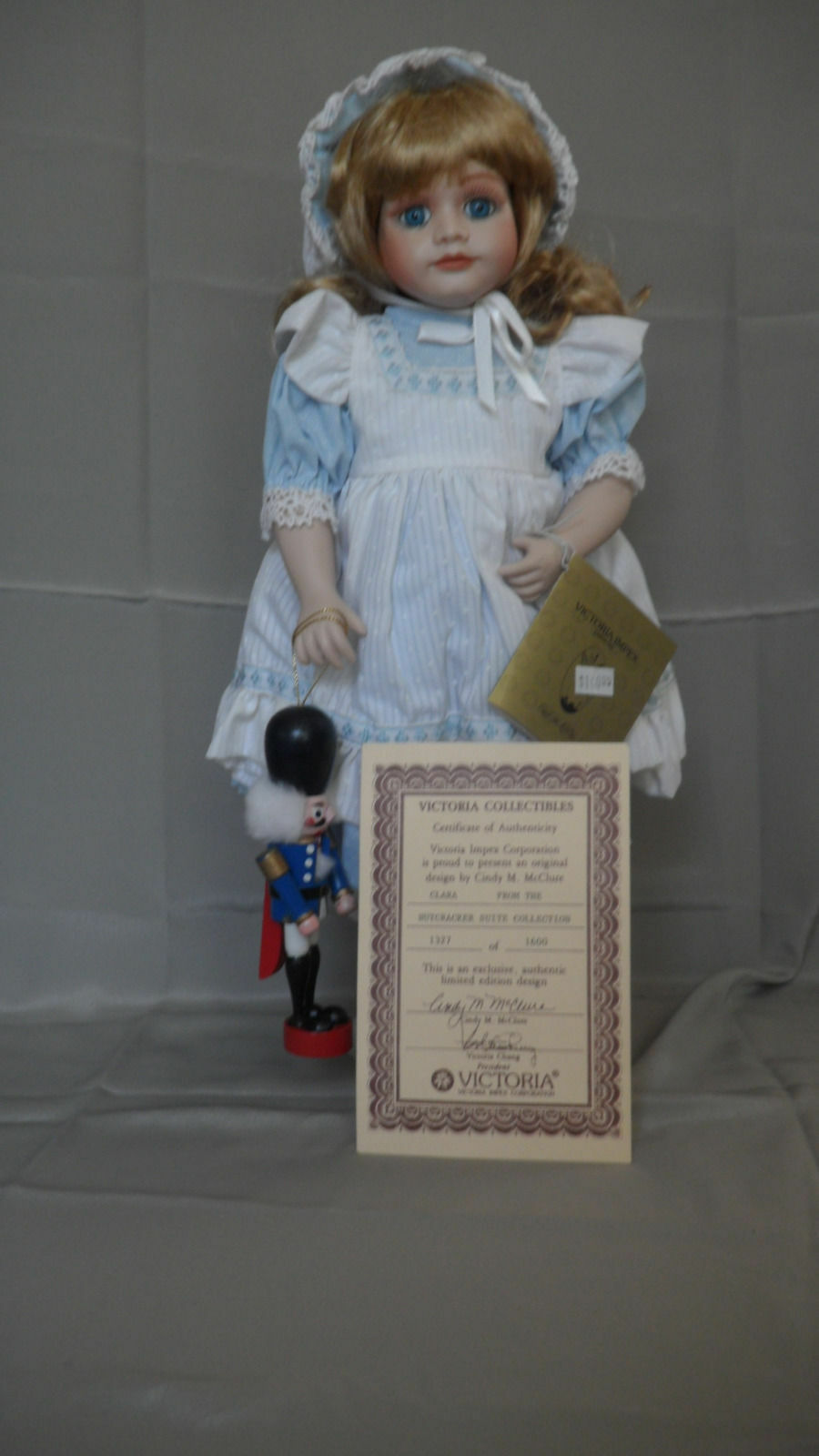 Cindy McClure  16  Limited Edition Porcelain Doll 1986s