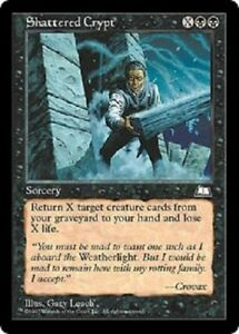 Mtg 4x Mana Leak Stronghold Near Mint Free Shipping Christmas Gift