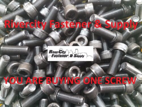 M10-1.0 x 30 or M10x30 Socket Allen Head Cap Screw Fine Thread 10mm x 30mm 1