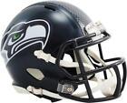 Seattle Seahawks Riddell Mini Speed Football Helmet - NEW IN BOX