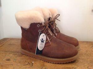 Emu Boots Size 36 Australia eur Waterproof Uk Leather Ankle Lo 35 Shoreline 3 YYxn0