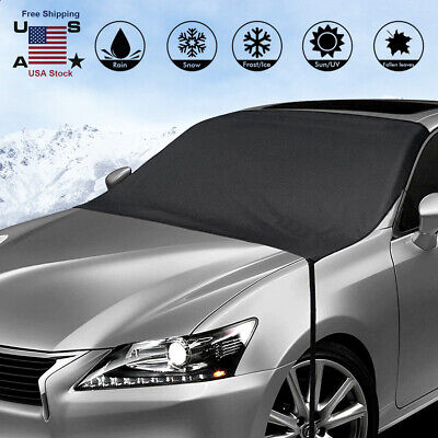 Winter Frost Car Windscreen Ice Cover Fits TOYOTA PRIUS HATCHBACK 09-ON