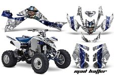 Suzuki LTZ 400 AMR Racing Graphic Kit Wrap Quad Decals ATV 2009-2012 MD HTTR BLU