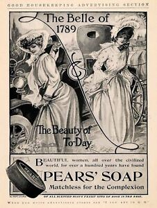 Pears Soap retro vintage style metal sign//plaque man cave shed bathroom