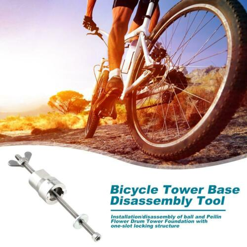 MTB Bicycle Hub Disassembly Tool Flywheel Hub Cutter Remover Bike Accessory