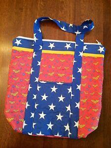 Tasche Handgefertigte Brandneue 840716089230 Wonder Woman w7BfqXA