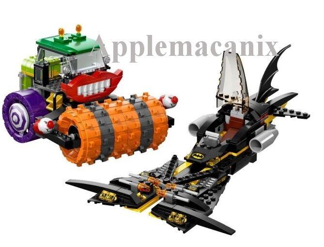 NEW LEGO 76013 Batman  The The The Joker Steam Roller w  manual - NO MINIFIGURES 3bde6c
