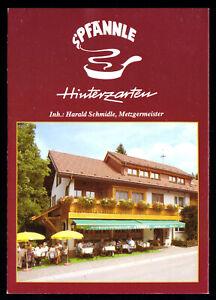 tour-Prospekt-Hinterzarten-Gaststaette-034-S-039-Pfaennle-034-um-1995